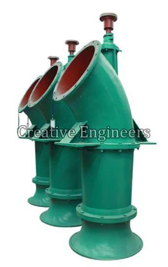 Vertical Axial Flow Pump 01