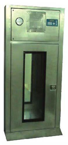 Cleanroom Pass Box