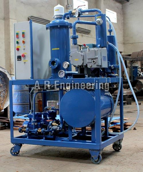 Industrial Oil Purification System