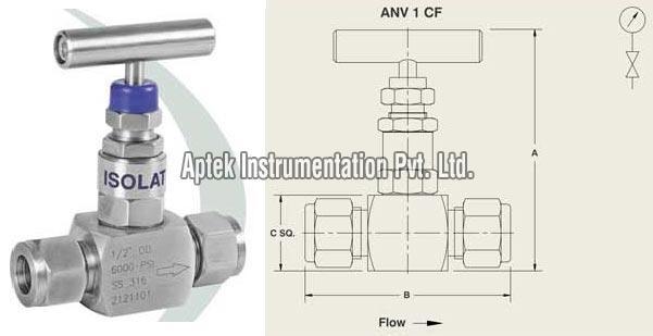 Model No : ANV 1 CF