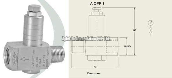 Model No : AOPP 1