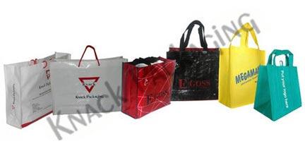BOPP Woven Shopping Bags