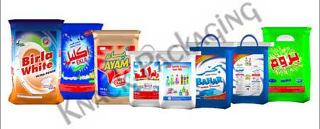Detergent Powder Packaging Bags