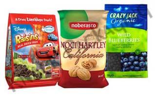 Nuts & Fruits Packaging Bags