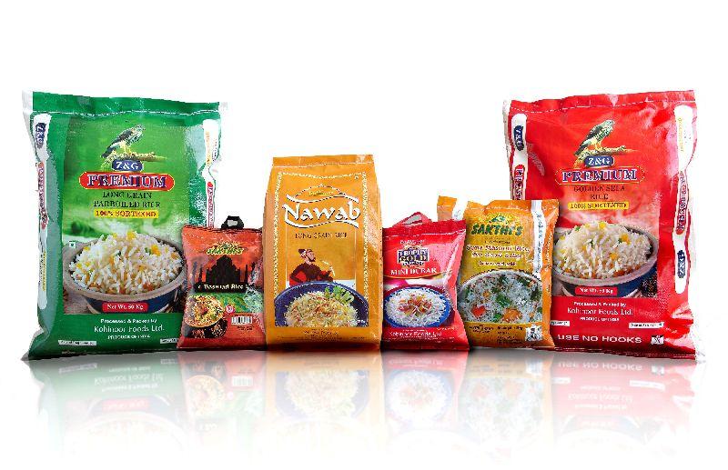 Tea & Coffee Packaging Bags