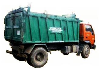 Haulage Tipper Truck