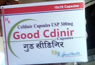 Cephaclor Capsules