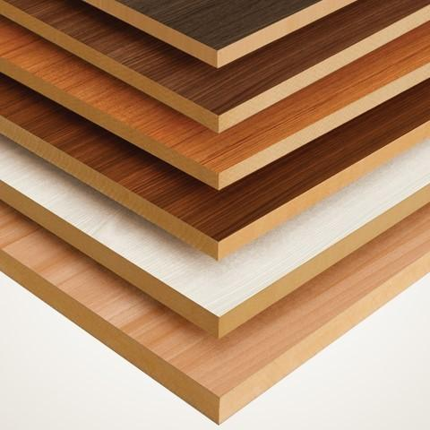 Pre-Laminated MDF Boards