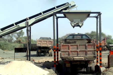 Load Out Conveyor