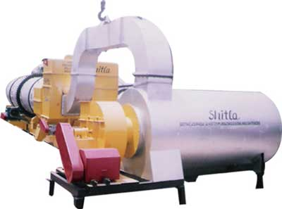 Industrial Wet Dust Collectors
