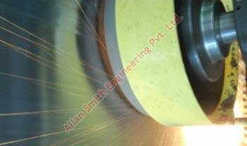 Kiln Tyre Grinding 01
