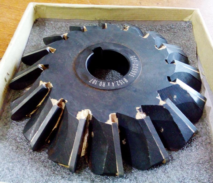 Carbide Brazed Cutting Tools