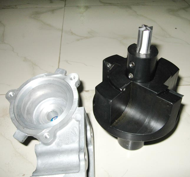 Brazed Carbide Form Cutter