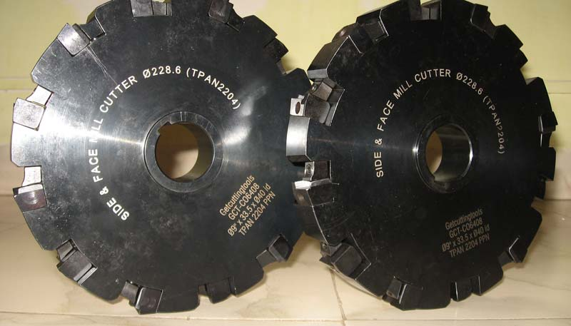 Side Face Cutters