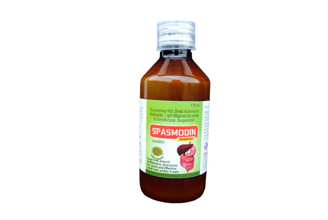 Spasmodin Suspension