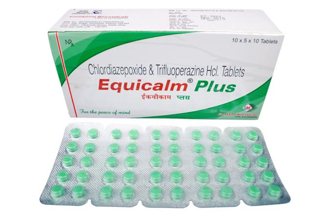 Equicalm - Plus Tablets