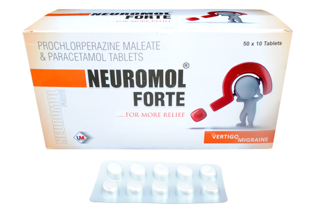 Neuromol Forte Tablets