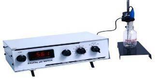 Digital pH Meter (Model GI-11 Series)