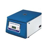 Revolutionary Microprocessor Laboratory Centrifuge Brushless.