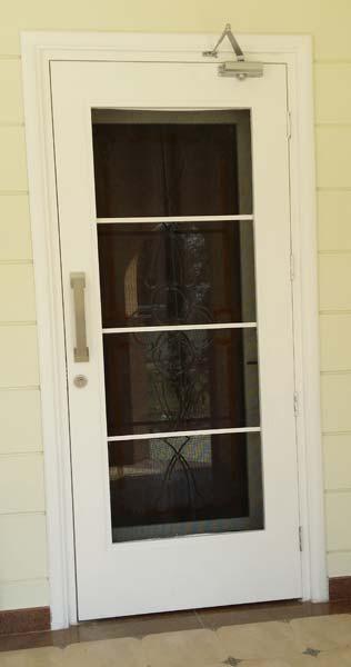 Wire Mesh Doors 01