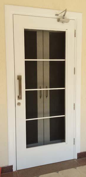 Wire Mesh Doors 02