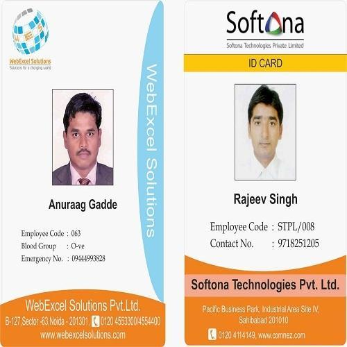 Corporate ID Cards