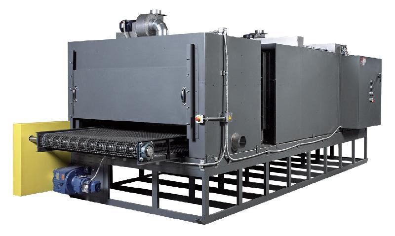 Conveyor Type Dryer