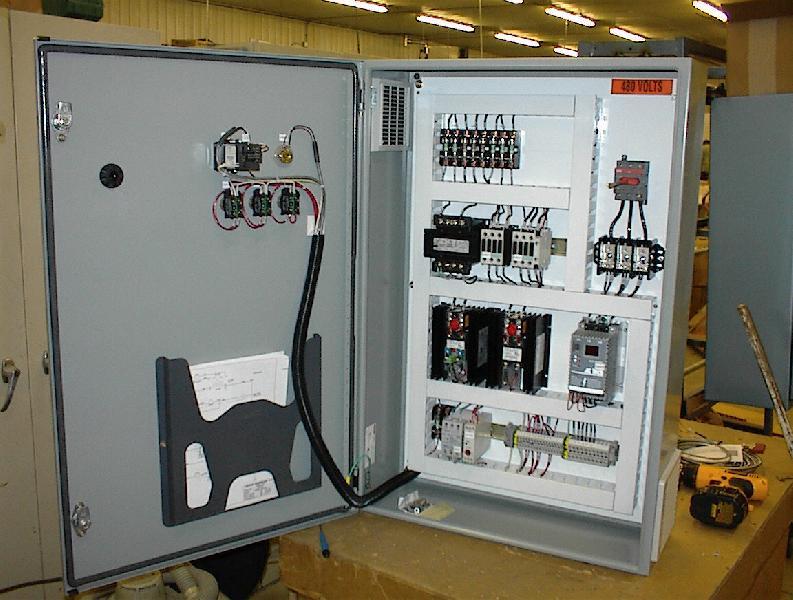 Machine Control Panel