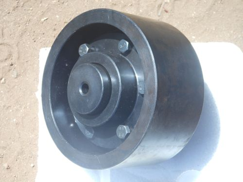 Brake Drum With Flexible Gear Couplings 02