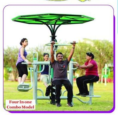 Outdoor Fitness Equipments