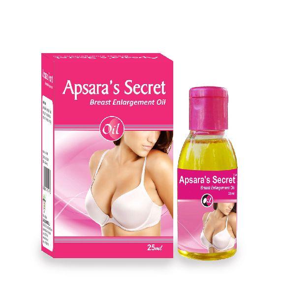 Apsara's Secret Breast Enlargement Oil