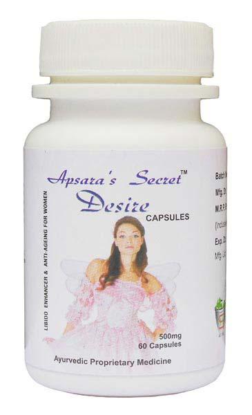 Apsara's Secret Desire Capsules