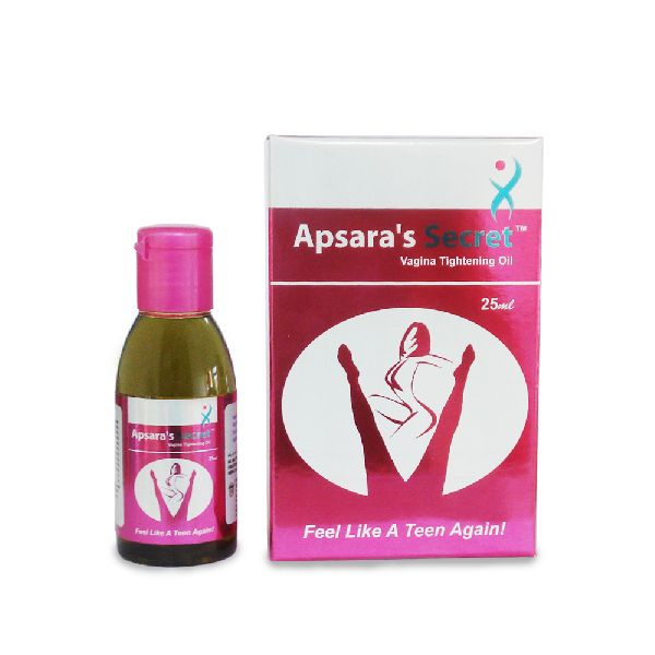 Apsara's Secret Vagina Tightening Oil