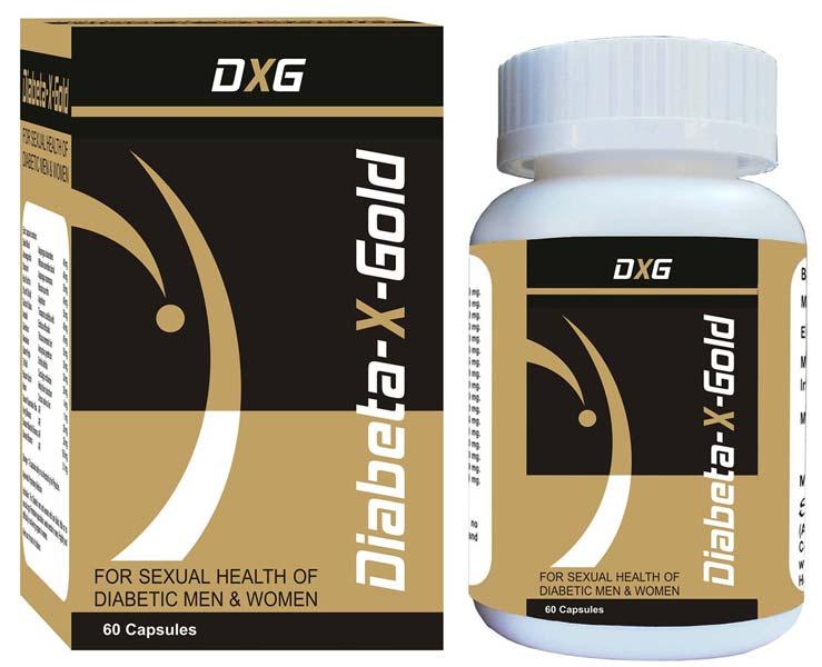 Diabeta-X Gold