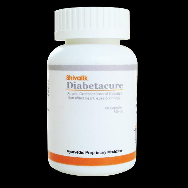 Diabetacure Capsules
