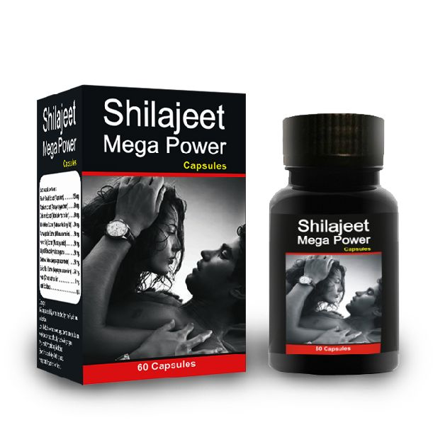 Shilajeet Mega Power Capsules