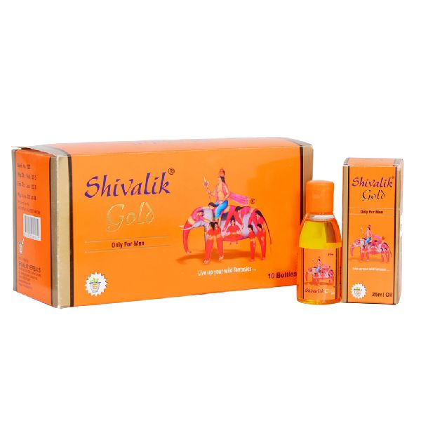Shivalik Gold Oil