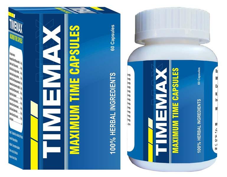 Timemax Capsules