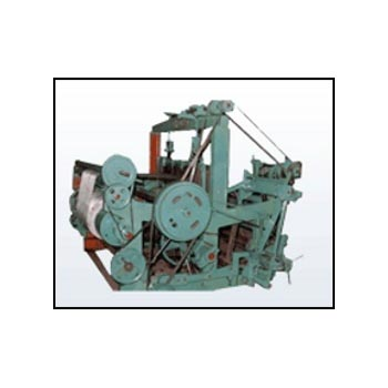Wire Mesh Loom Machine