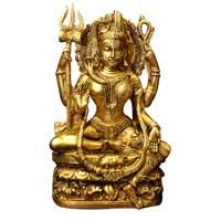 Brass Shiva Statue (S 109)