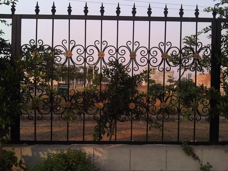 Stainless Steel Garden Railings