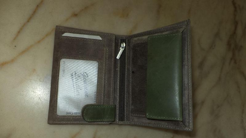 Mens European Leather Wallets
