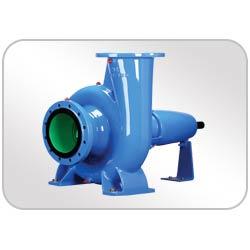 End Suction Mixed Flow Pumps