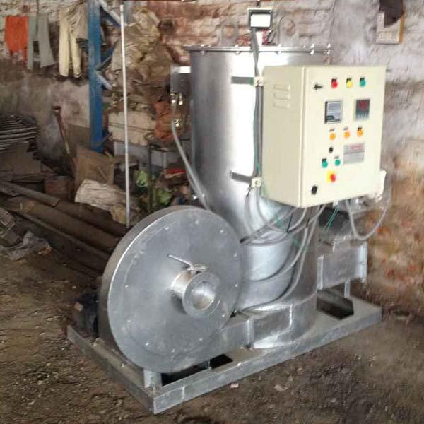 Coil Type Steam Generator
