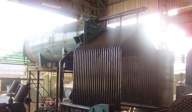 COMBI Type Steam Boiler