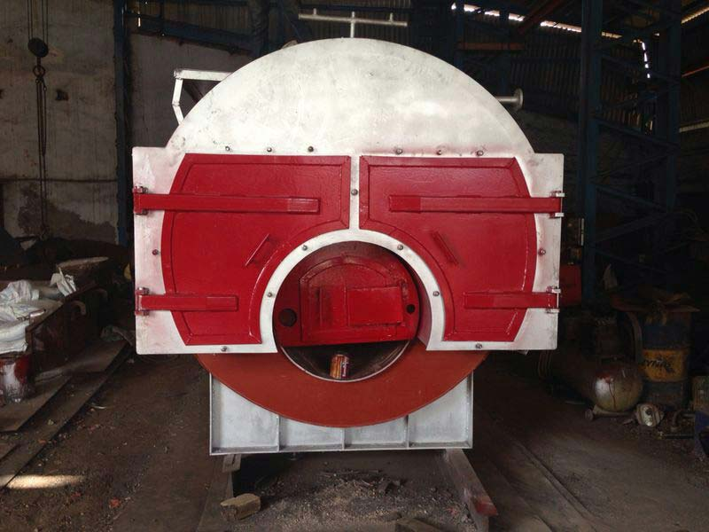 Solid Fuel Steam Boiler