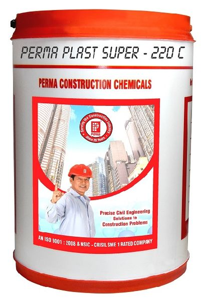 Admixture For High Quality Concrete