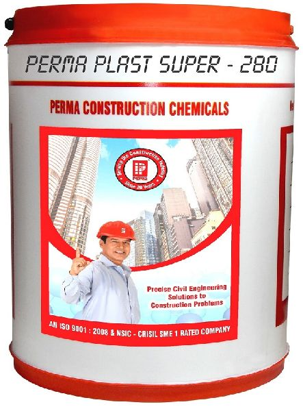 High Performance Concrete Admixtures