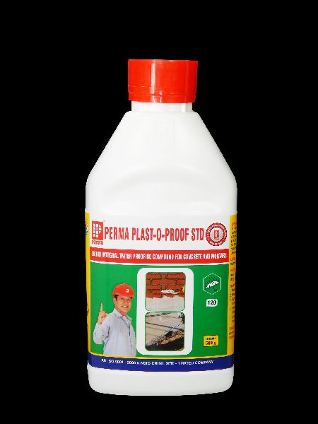Waterproofing Compound For Plaster