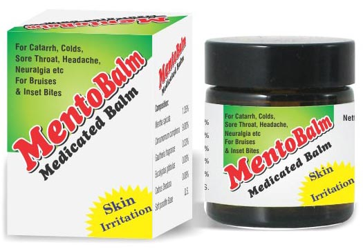 MentoBalm Medicated Balm